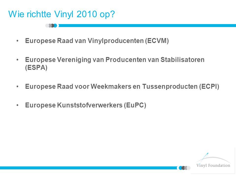Wie richtte Vinyl 2010 op.