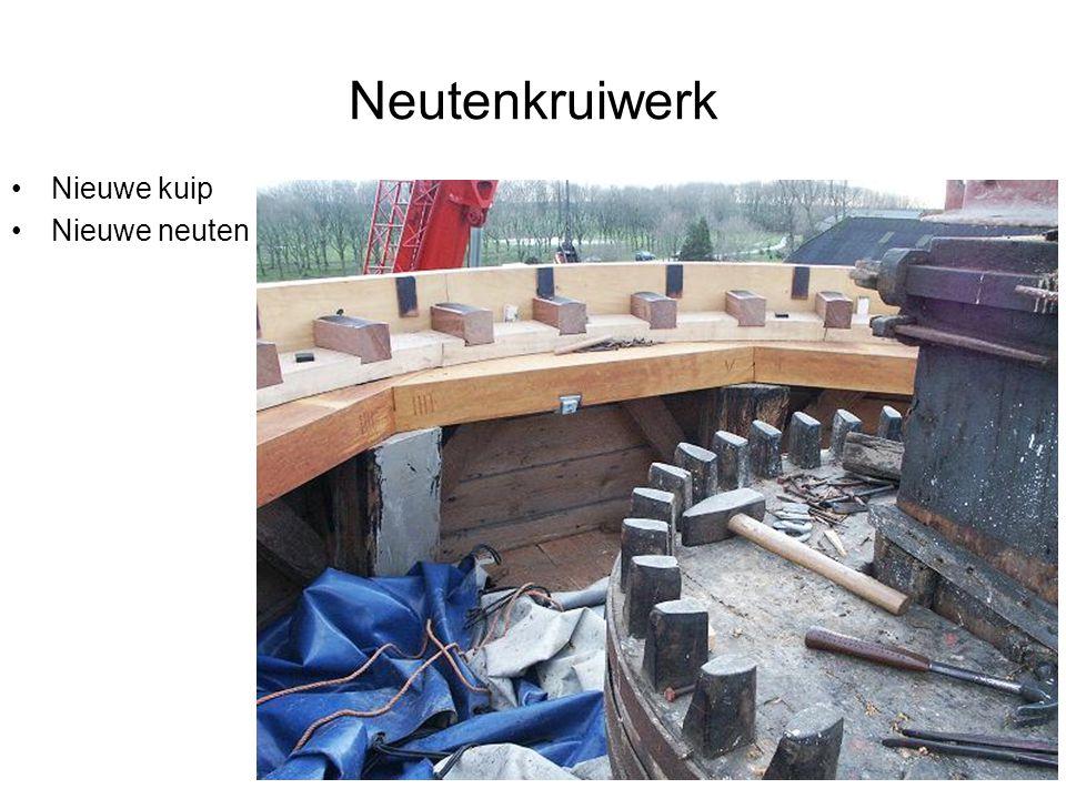 Neutenkruiwerk Nieuwe kuip Nieuwe neuten