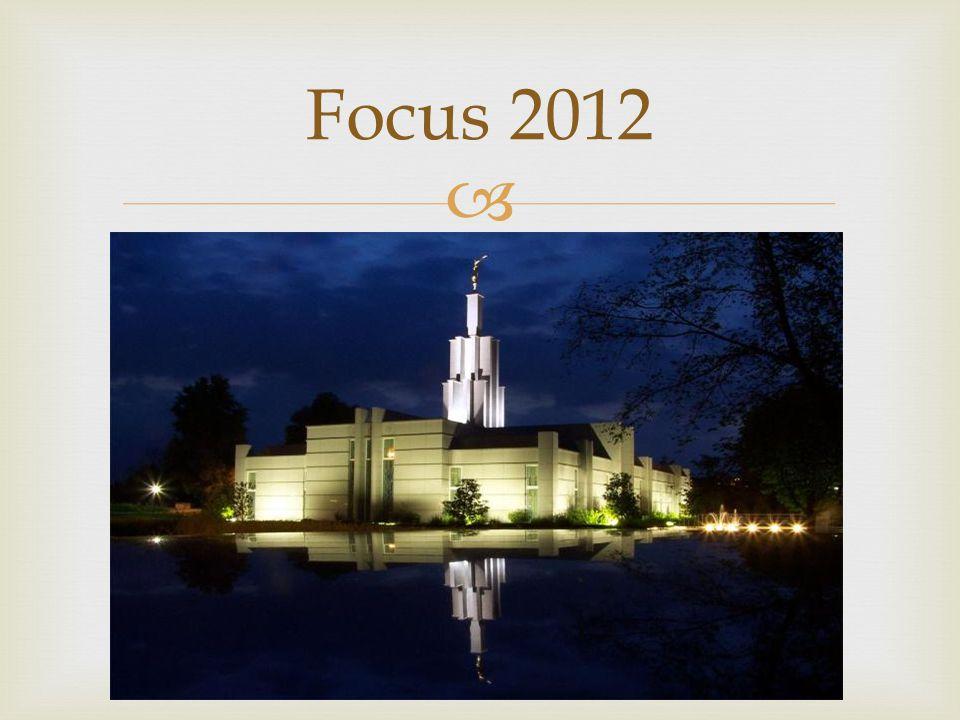  Focus 2012