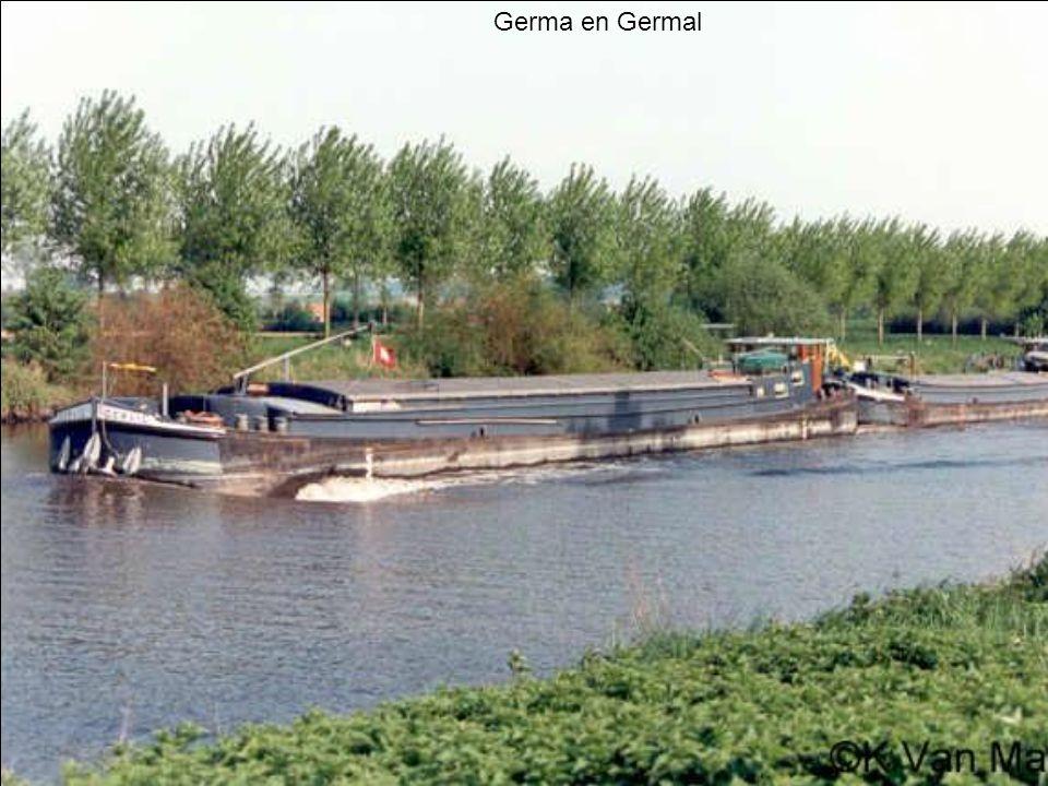 Engels vaarwater Gent -------Muidesluis
