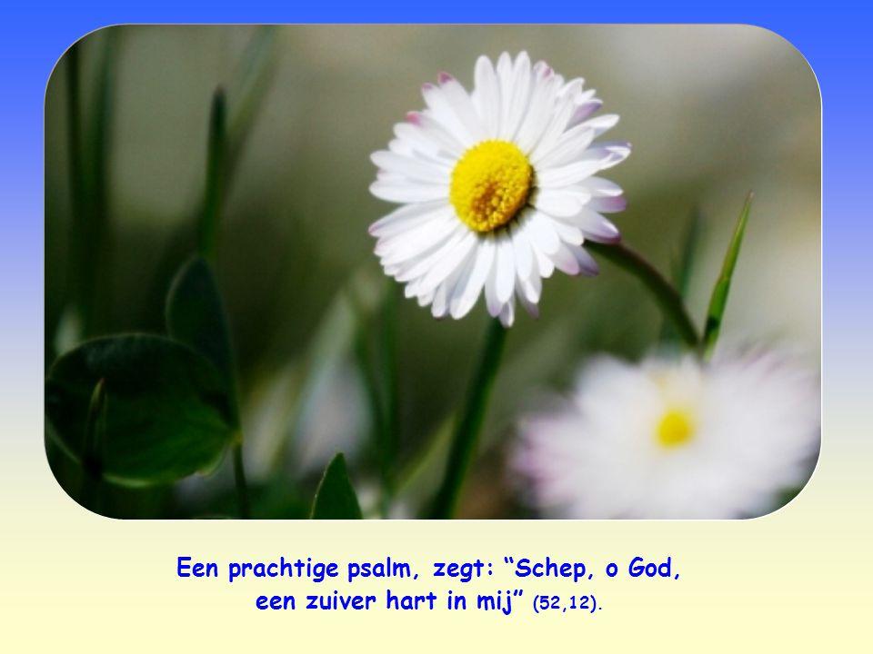 Ook in het Oude Testament was de mens zich ervan bewust dat hij onmogelijk op eigen krachten tot God kon naderen. God zelf moest het hart zuiveren en