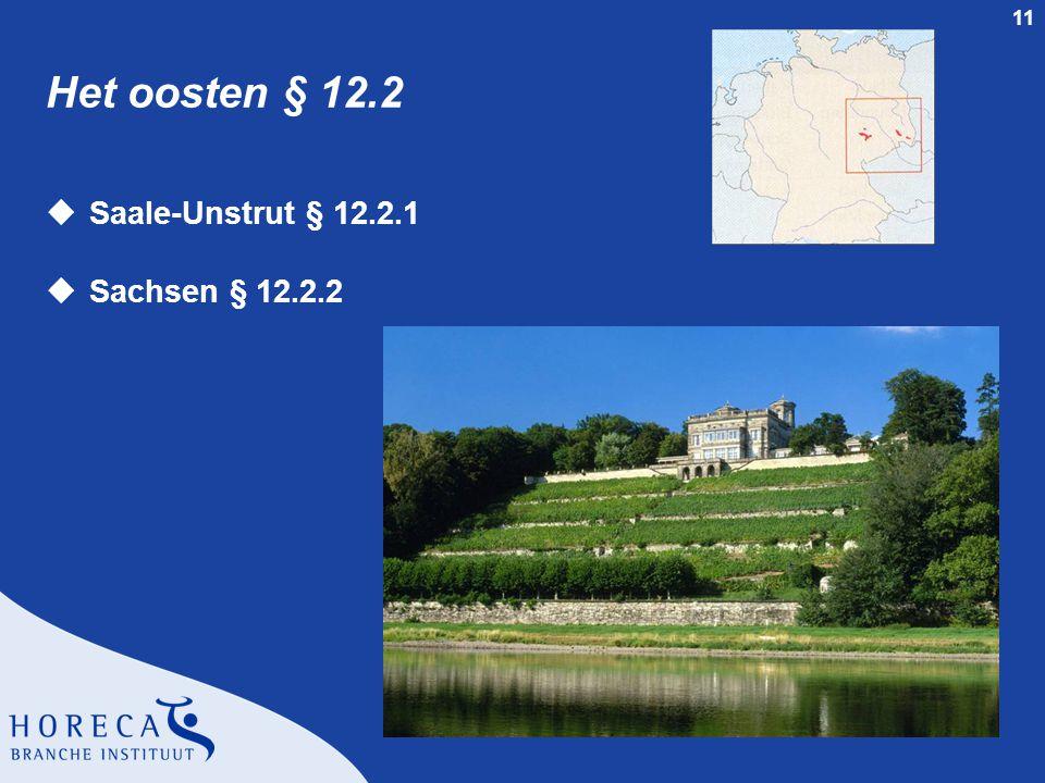 11 Het oosten § 12.2 uSaale-Unstrut § 12.2.1 uSachsen § 12.2.2
