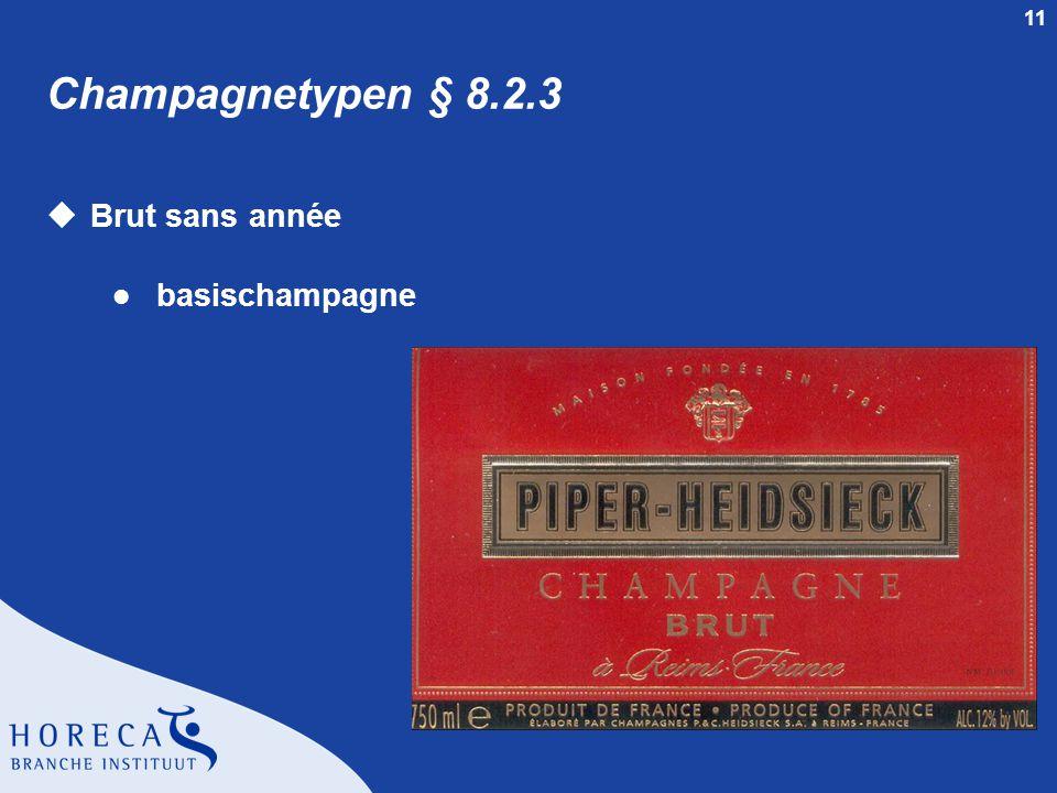 11 Champagnetypen § 8.2.3 uBrut sans année l basischampagne