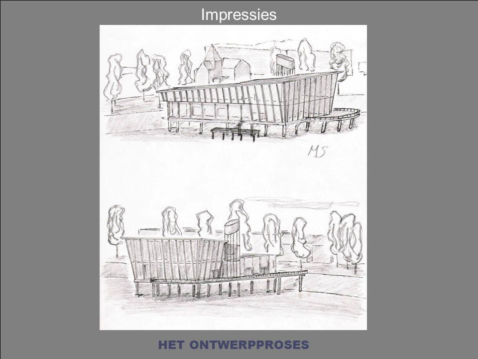 Impressies HET ONTWERPPROSES