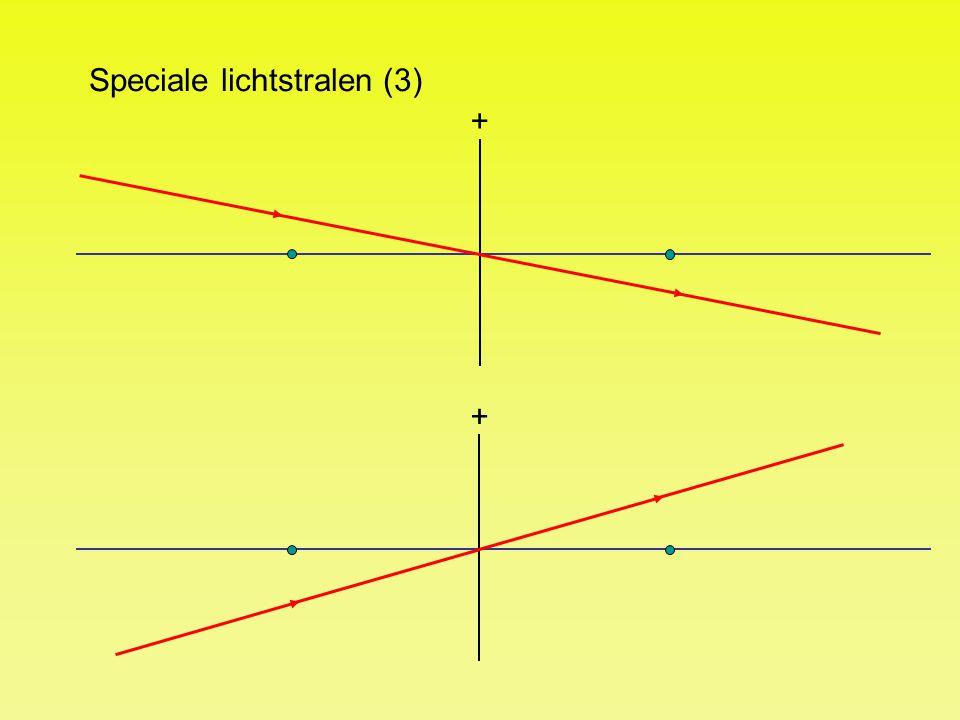 Speciale lichtstralen (3) + +