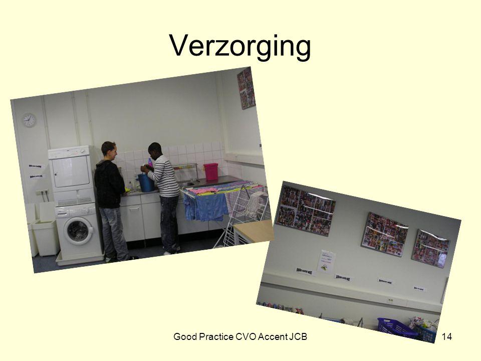 Verzorging 14Good Practice CVO Accent JCB