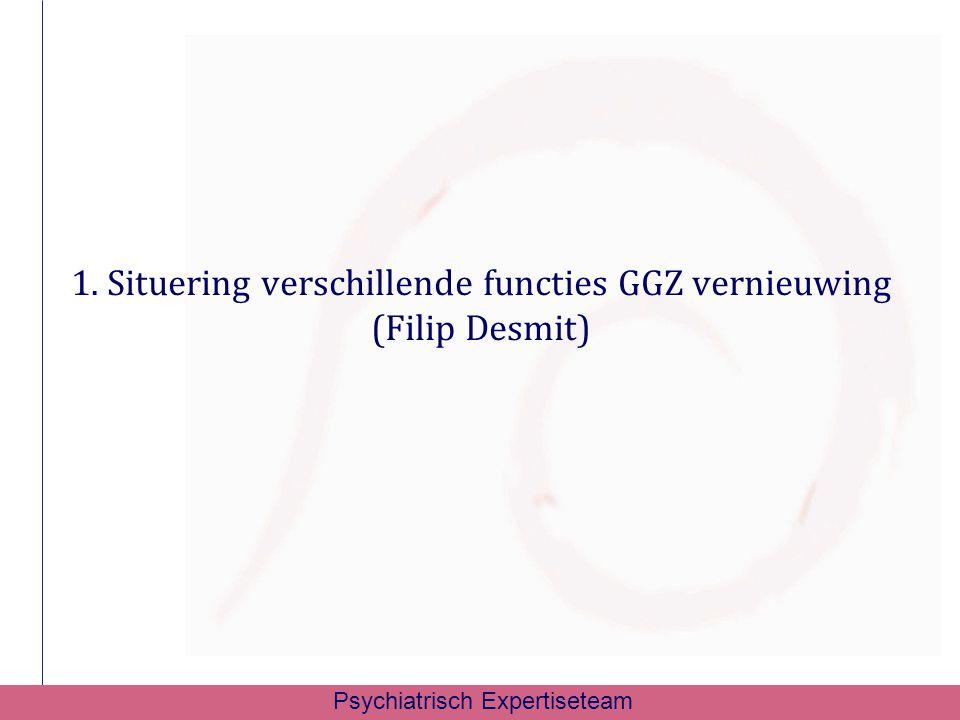 Caseload Cijfers: Inclusie: 202 o Brugge: 105 o Beernem: 97 In intakefase: 16 In aanmeldingsfase: ± 60(wekelijks nieuwe aanmeldingen) Verwijzende instanties: PZ - PET - PAAZ - BW - MCT - Inghelburch - CGG.