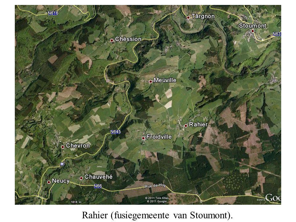 Rahier (fusiegemeente van Stoumont).
