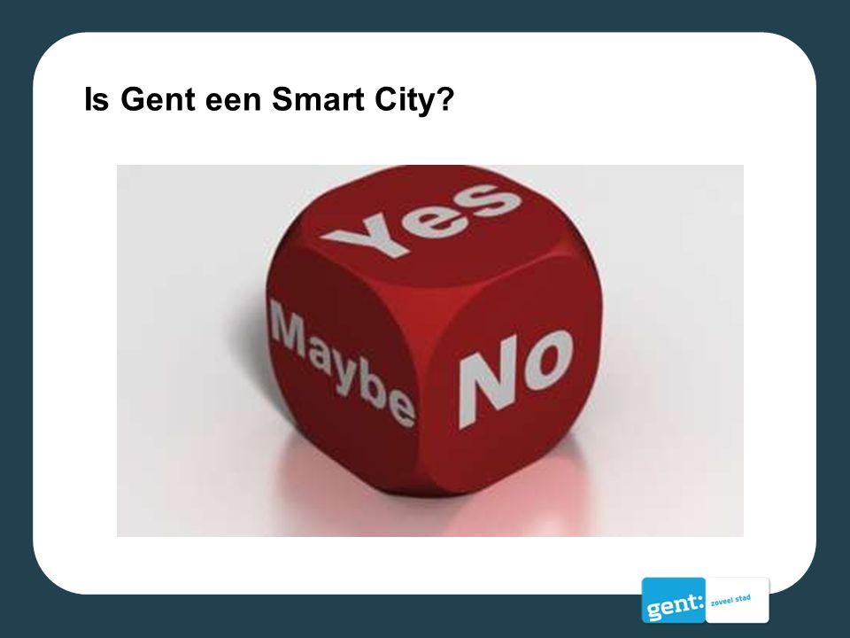 Is Gent een Smart City?