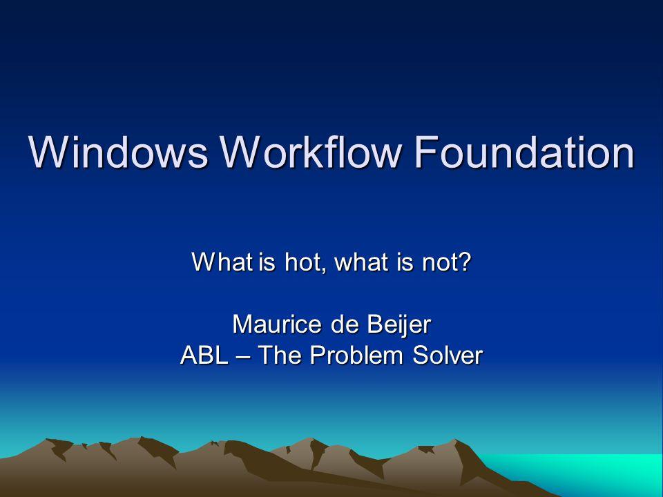 Wie ben ik.Maurice de Beijer. The Problem Solver.
