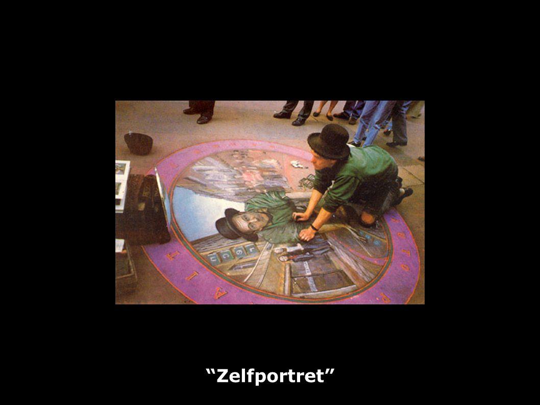 """""""Zelfportret"""""""