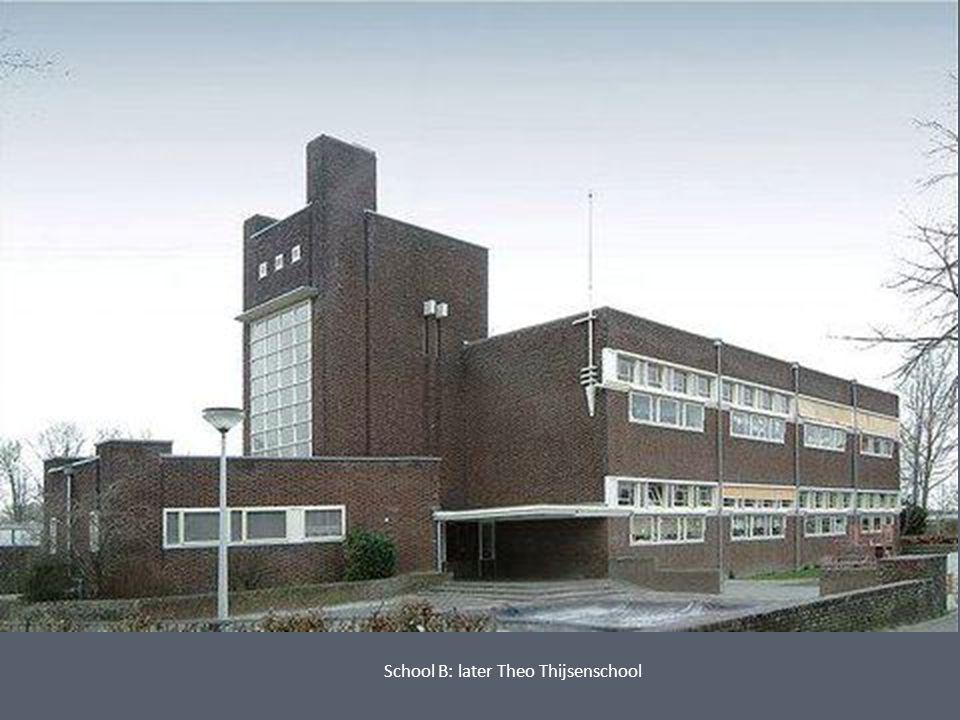 School B: later Theo Thijsenschool