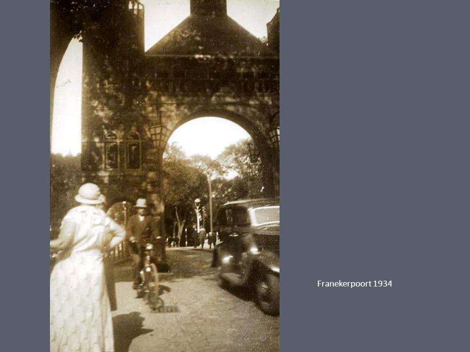 Franekerpoort 1934