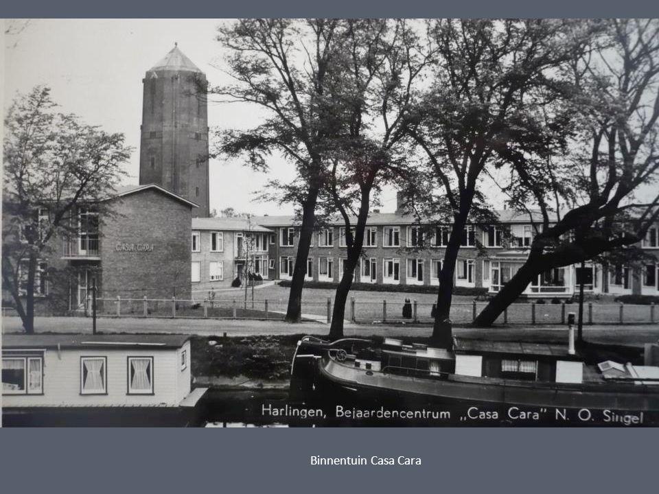 Hoek voorstraat Simon Stijlstraat 1938