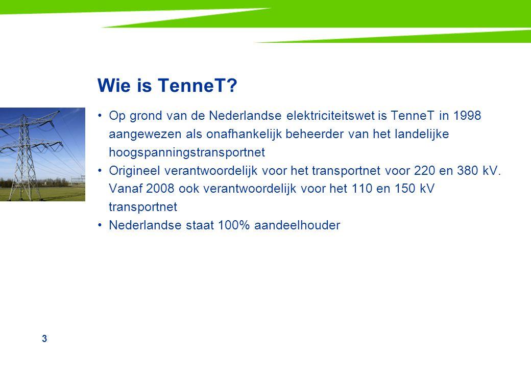 3 Wie is TenneT.