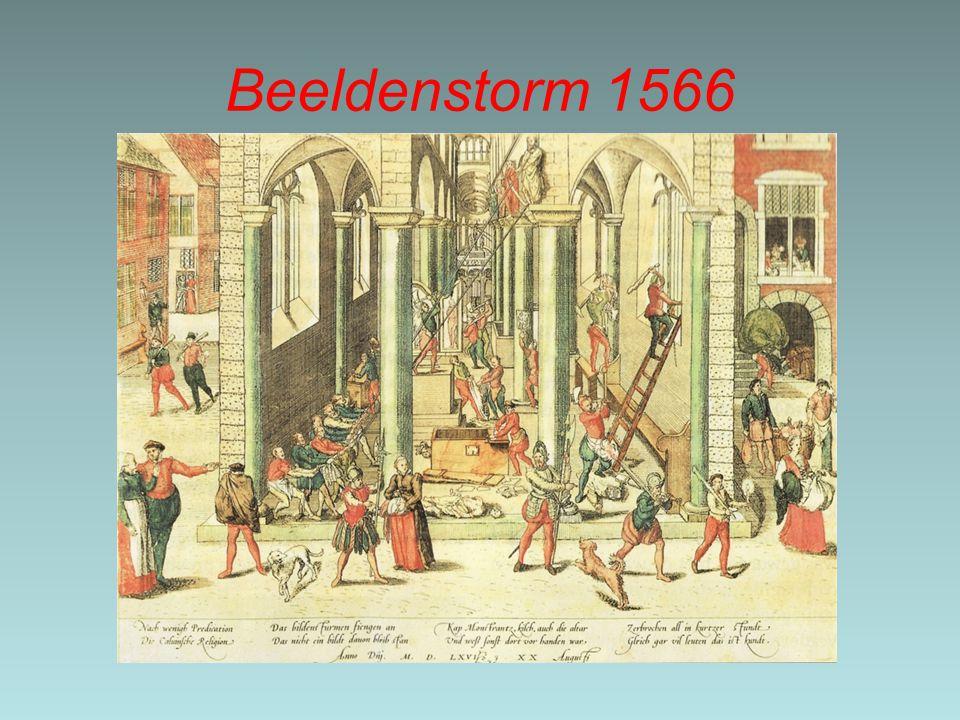 Beeldenstorm 1566