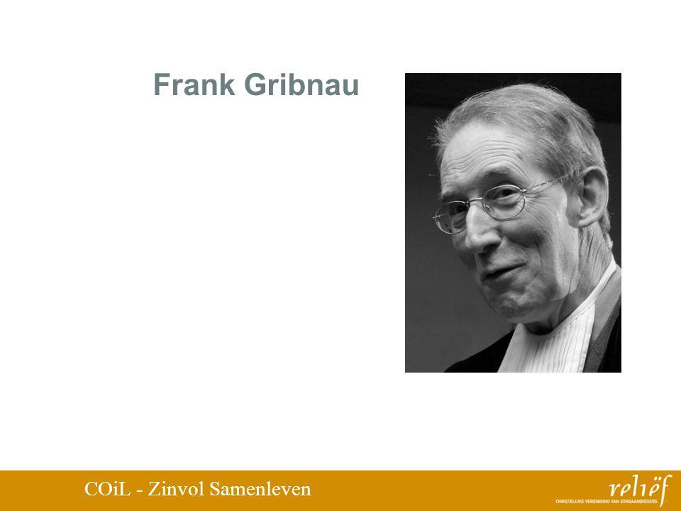 Frank Gribnau COiL - Zinvol Samenleven
