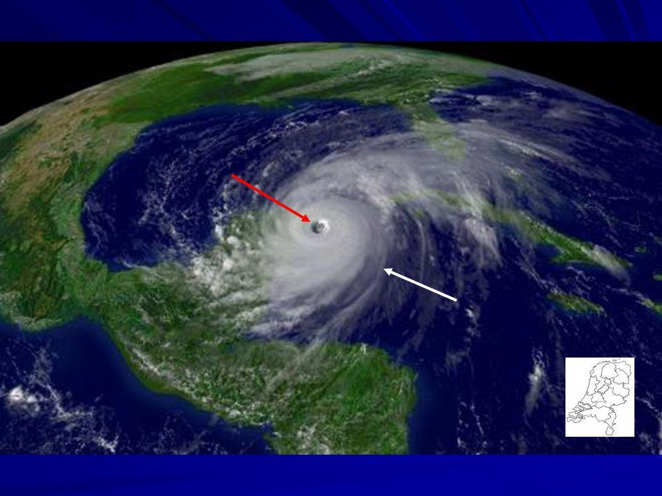 Punt 3 : Hoe ontstaan orkanen