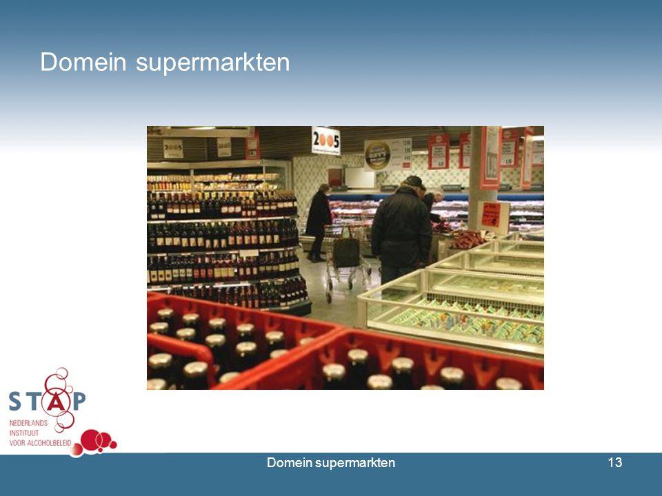Domein supermarkten13 Domein supermarkten