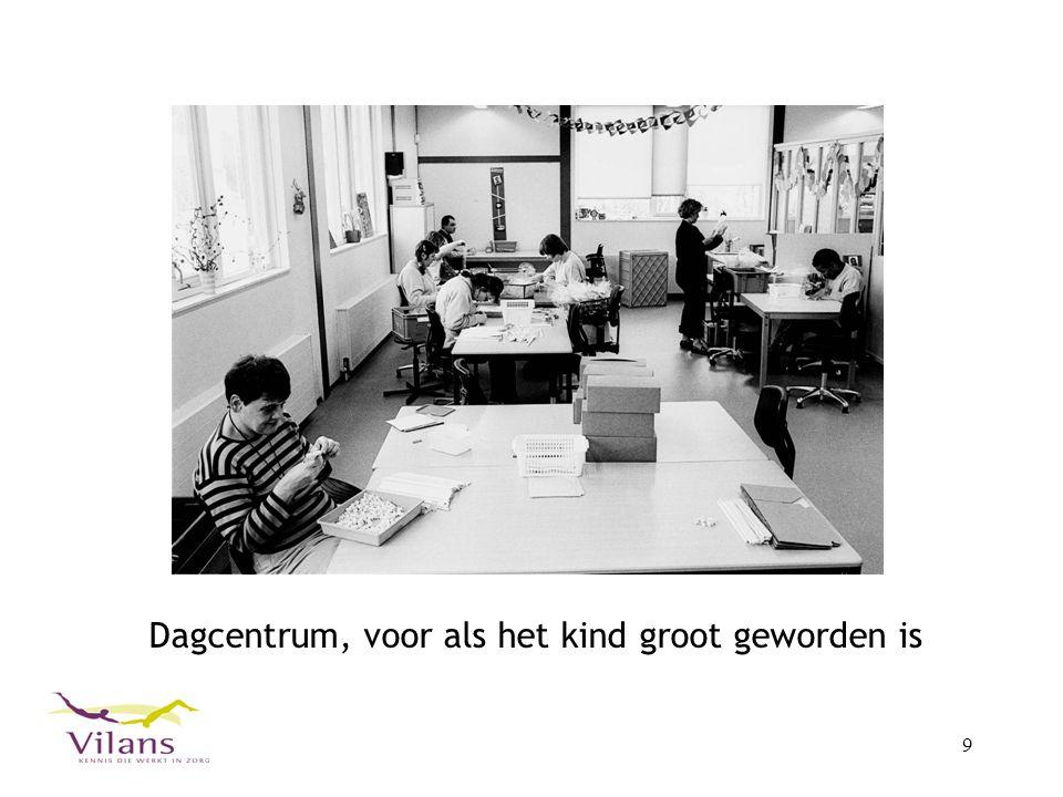 10 Dagcentrum met aandacht voor stimuleren en ontwikkelen