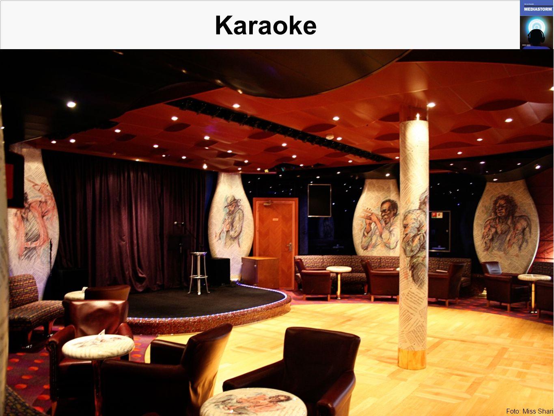 Karaoke Foto: Miss Shari