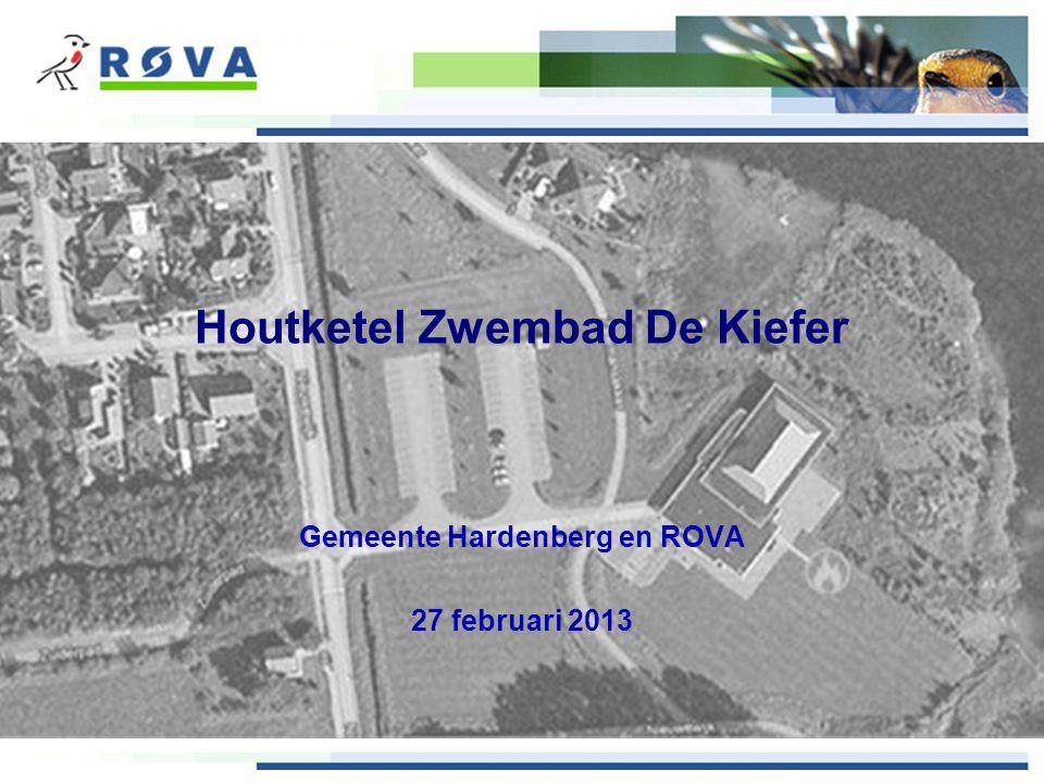 Houtketel Zwembad De Kiefer Gemeente Hardenberg en ROVA 27 februari 2013