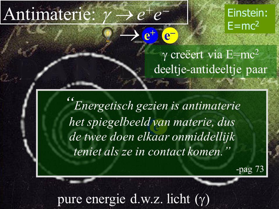 CERN: Penning val Brown: Cylinder met antimaterie CERN kan 10 miljoen antiprotonen/seconde maken.