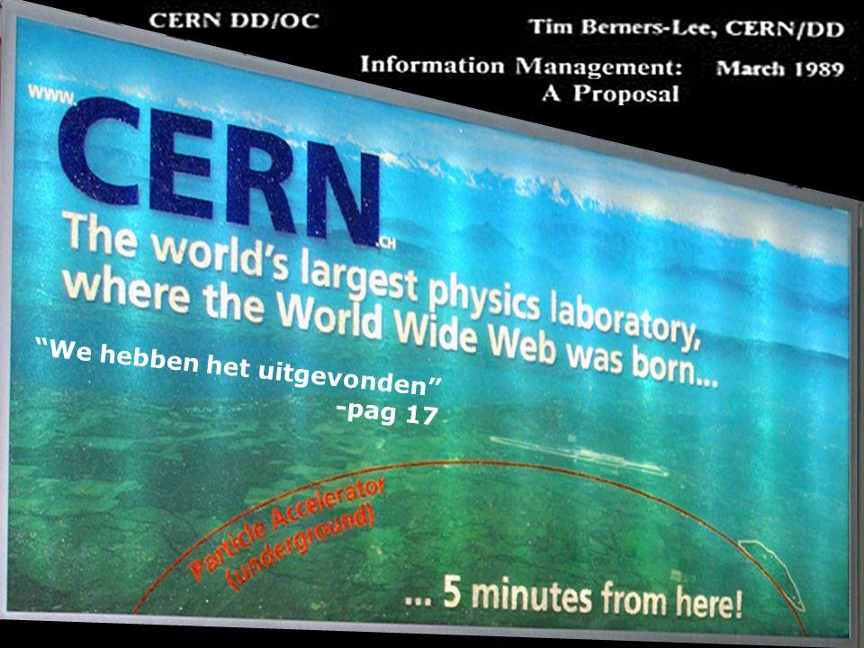 Voor CERN reizigers : daarna binnen 2 minuten van het vliegveld naar CERN met 170 km/h (om 1 uur 's middags over route de Meyrin) .
