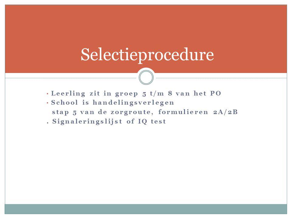 Persoonlijkheidstest Schoolvragenlijst A/C/P Denken Screening