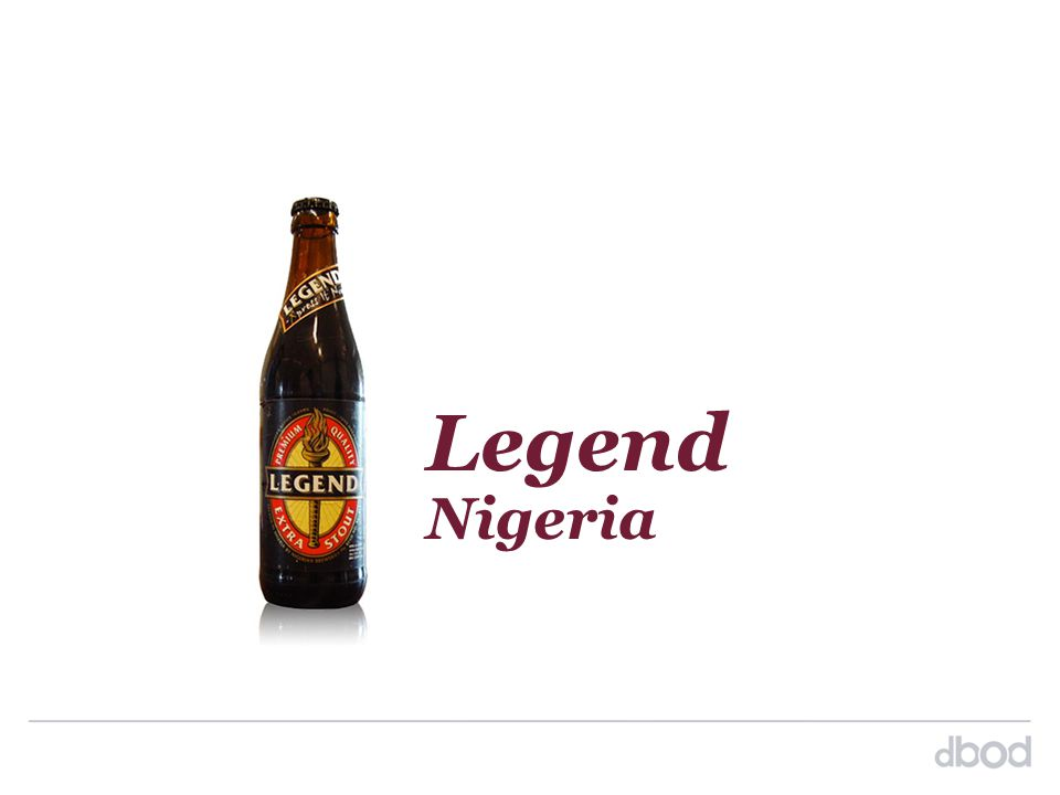 Legend Nigeria