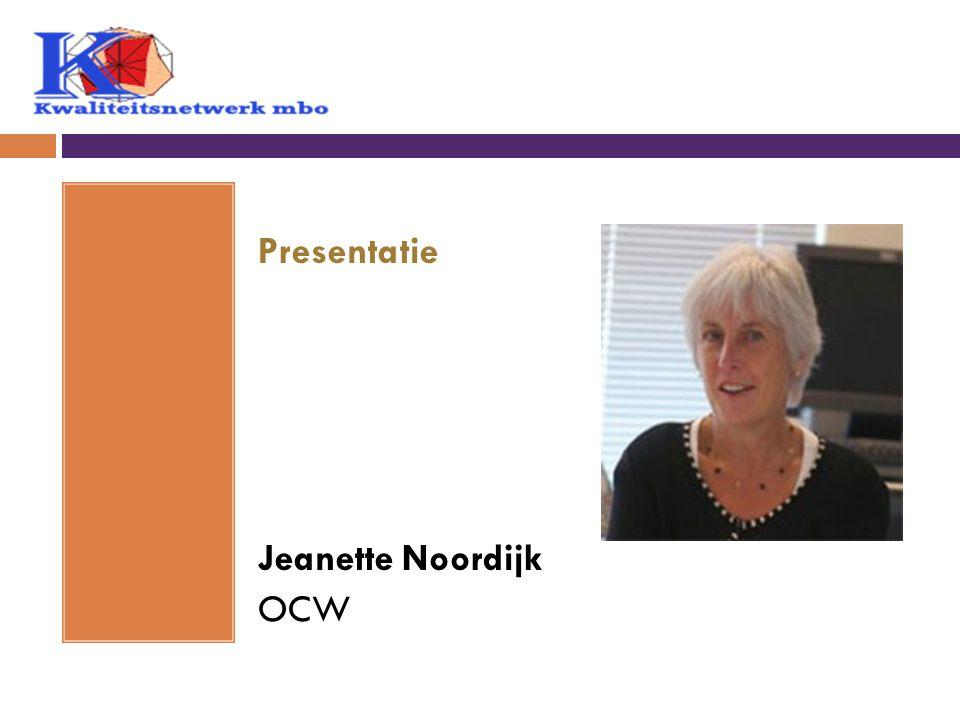 Presentatie Nick Hoogebeen (Ex)student Deelnemersraad RijnIJssel