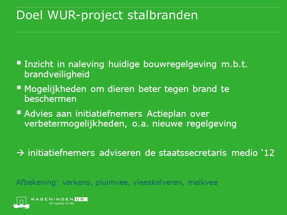 Aanpak (projectteam 13-2) Vijf blokken activiteiten: 1.