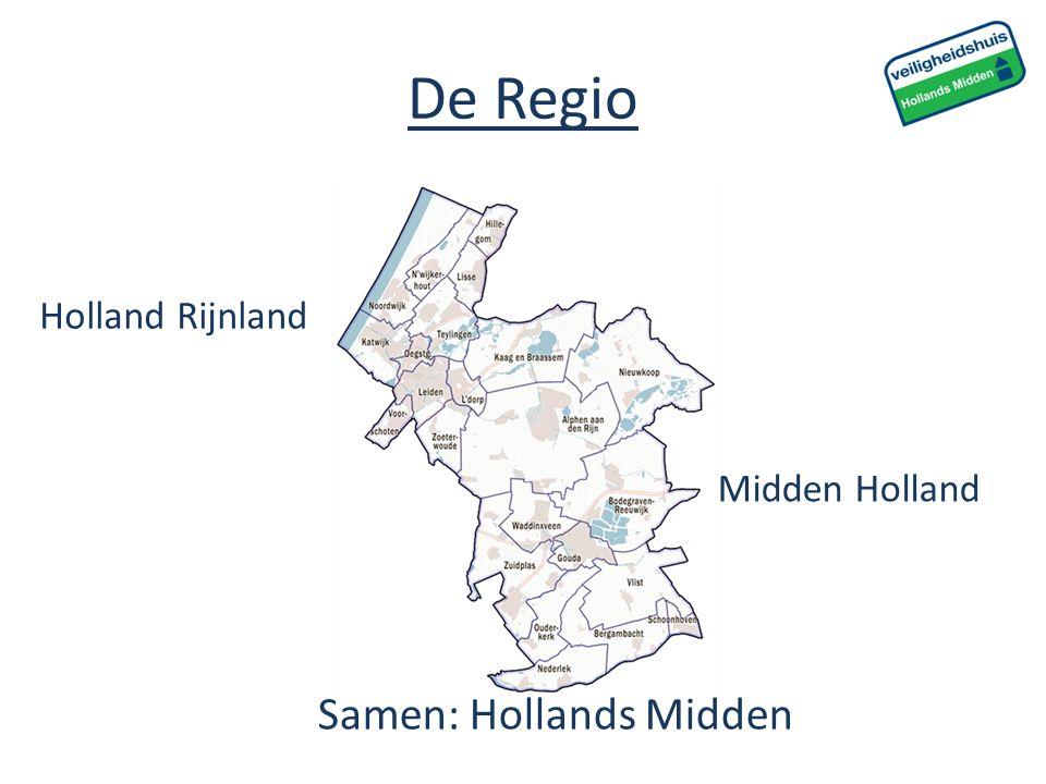 De Regio Holland Rijnland Midden Holland Samen: Hollands Midden