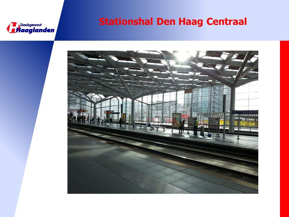 Stationshal Den Haag Centraal