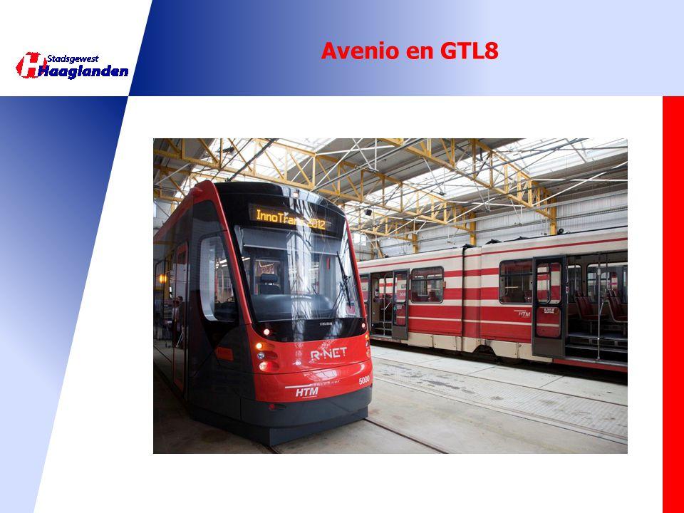 Avenio en GTL8