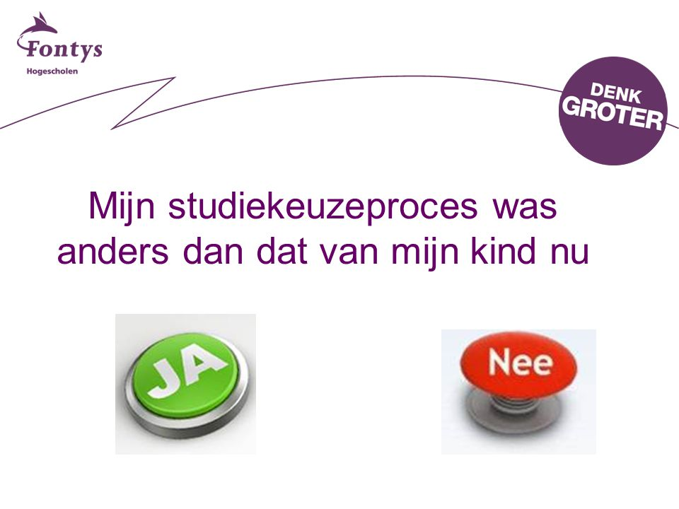 VRAGEN? iStudent istudent@fontys.nl 08850--82222