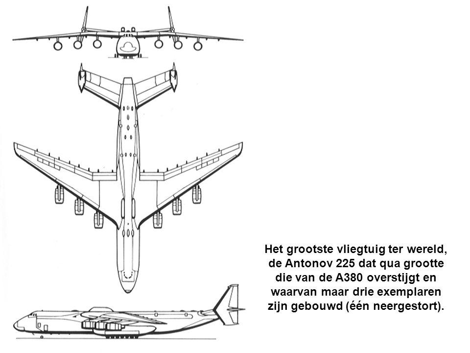 De Antonov 225 Het is Russisch....rustiek in zijn geheel, maar kwetsbaar