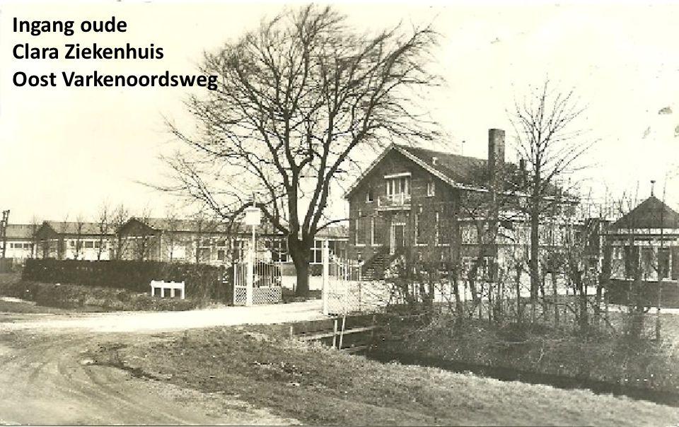 Tuin oude Claraziekenhuis