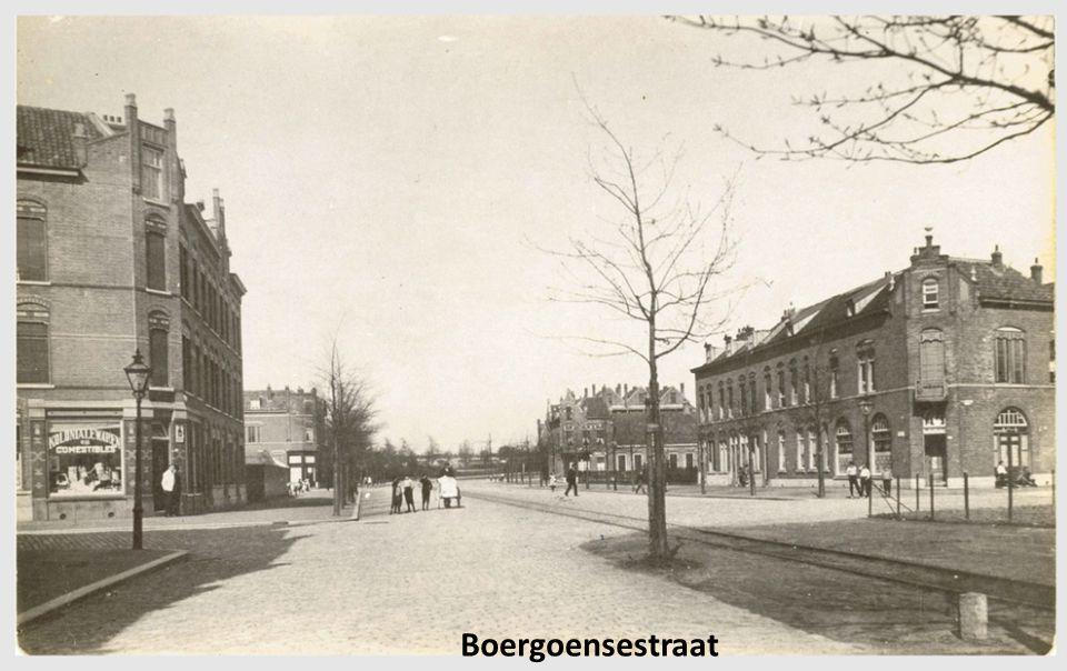 Ingang oude Clara Ziekenhuis Oost Varkenoordsweg
