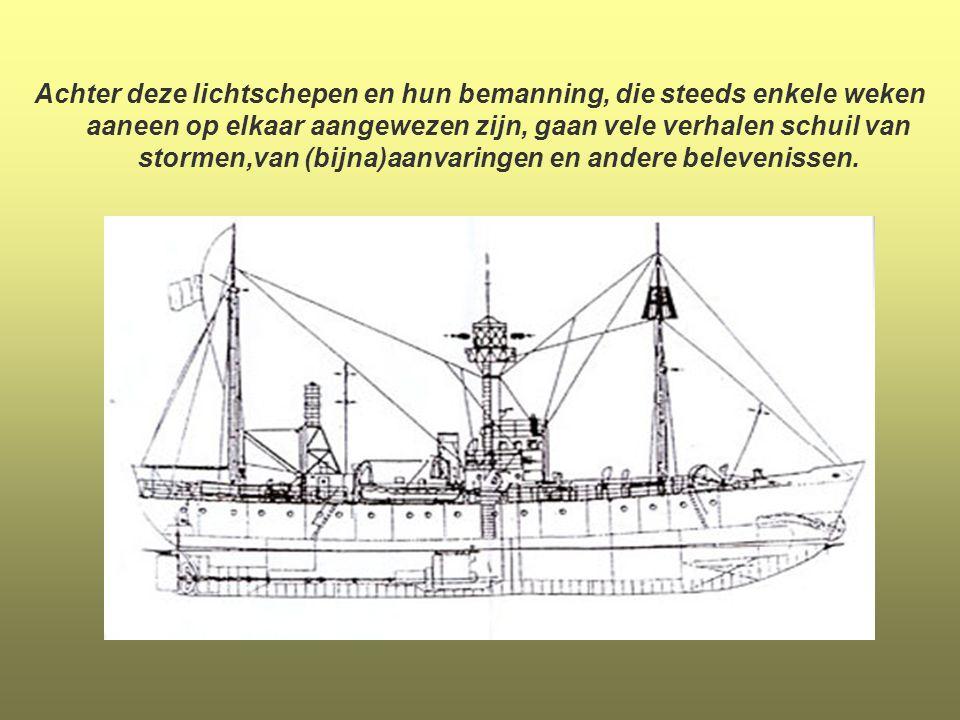 Lichtschip 1 - Aktief lichtschip als de westhinder en de wandelaar 1950- 1972 ligt nu in Ruppelmonde als een museumschip