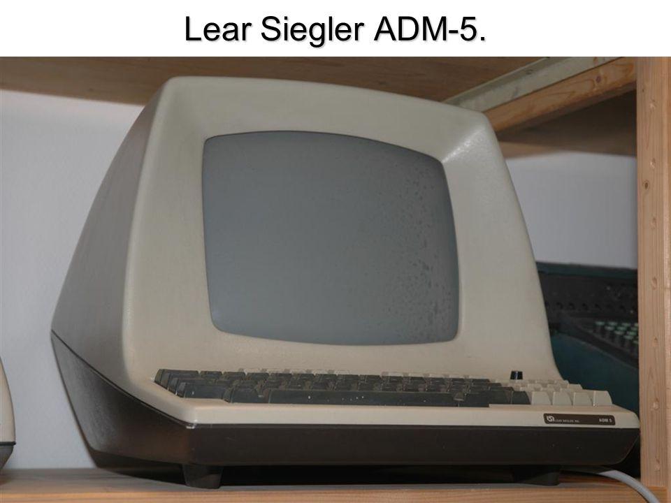 Lear Siegler ADM-5.