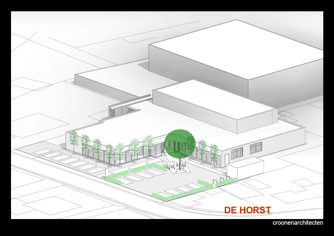 croonenarchitecten DE HORST