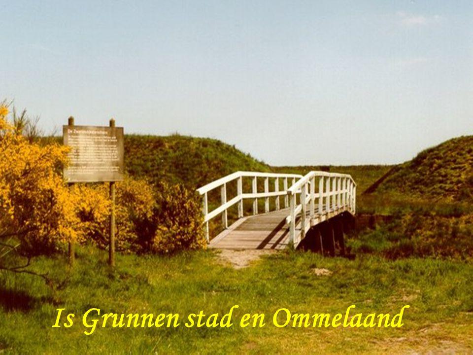 Is Grunnen stad en Ommelaand