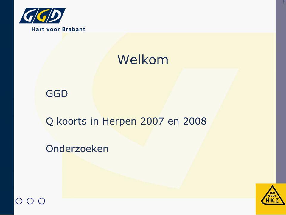 Onderzoek bij zwangeren Waarom.Uitzonderlijke situatie in Herpen Wie.