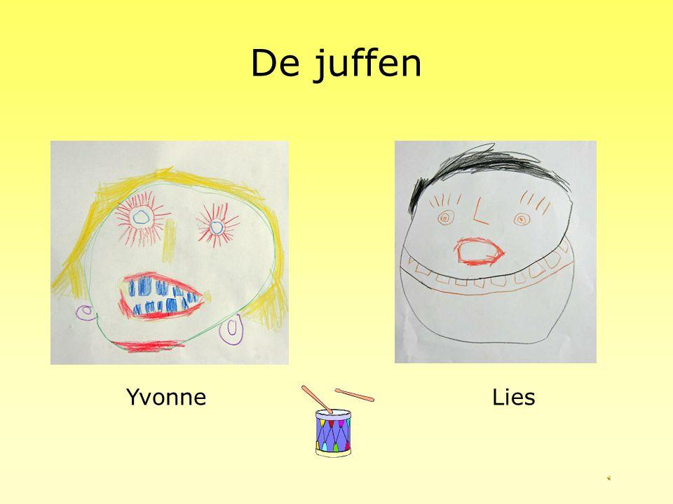 De juffen YvonneLies