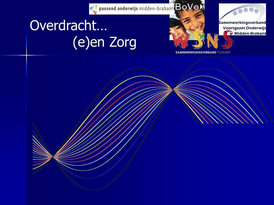 'De kwaliteit van zorg en begeleiding in het basisonderwijs' (Onderwijsinspectie september 2008) Onderzoek onder leerlingen met een LWOO indicatie in Amsterdam, Rotterdam en Almere Overdracht… (e)en Zorg