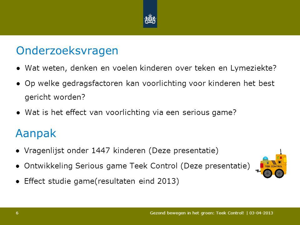 Onderzoek: wat weten, voelen en denken kinderen.