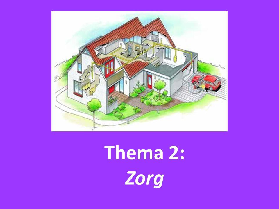 Thema 2: Zorg