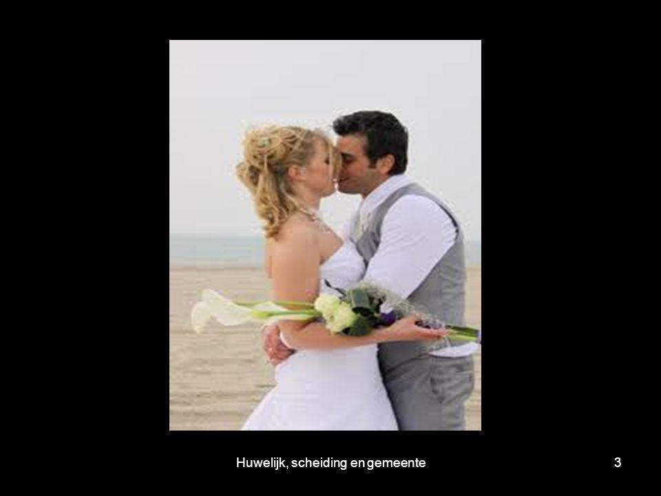 Huwelijk, scheiding en gemeente3