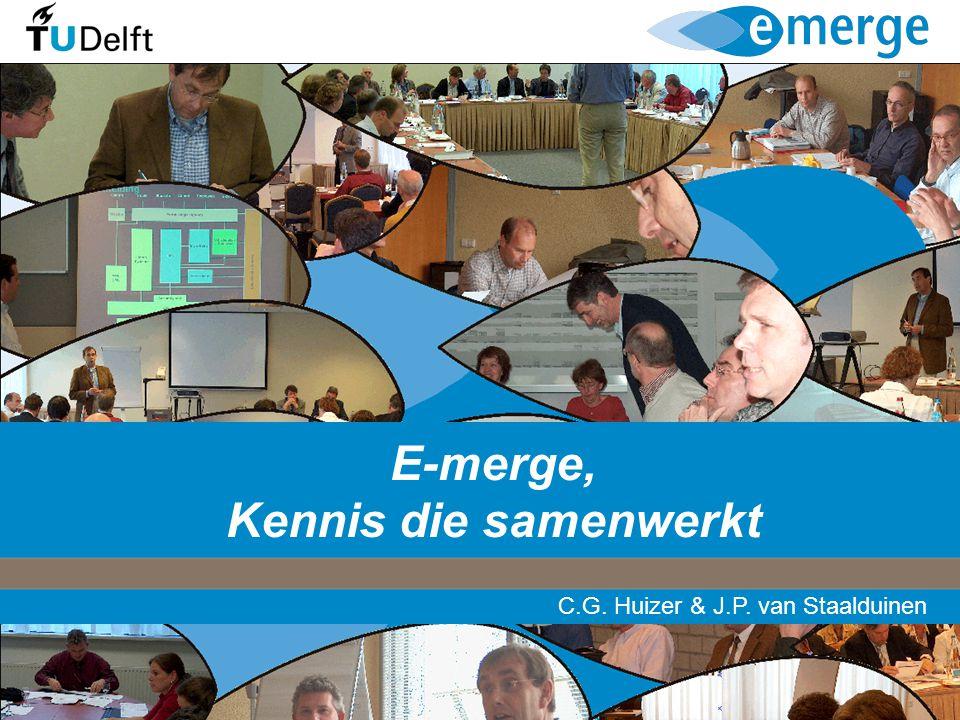 Discussie 1.Wie moeten binnen de instellingen de innovatie trekken (onderwijskundigen, docenten ICT'ers).